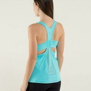 LULULEMON Tone It Tank Top Sz4